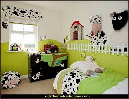 Tractor Themed Bedroom