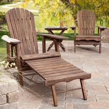 Coral Coast Big Daddy Reclining Tall Wood Adirondack Chair with Pull