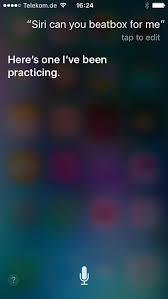 Siri Beatbox So Bringt Ihr Euer Iphone Zum Rappen
