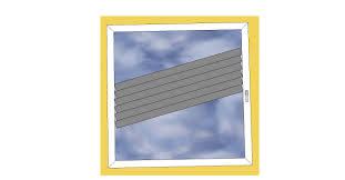Selber Machen Rollladen Reparieren Problem Winkelleiste Als