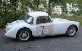 low slung project 1960 mga 1600 coupe 1960 mga coupe