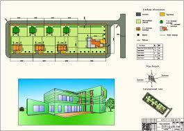 Дипломный проект на тему Секция коттеджного поселка