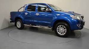 Used 2014 Toyota Hilux | Used Cars for Sale NI | Shelbourne Motors ...