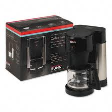 The bunn bt velocity brew also brews up to 10 cups, and can likewise do so in about three minutes. Bunn Hbxb Stainless Steel And Black 10 Cup Professional Home Coffee Brewer Review By Allbestcoffeemakers Medium