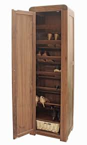 strathmore solid walnut furniture shoe cupboard cabinet. A Whole Wardrobe Just For Your Shoes! If Like Us, You Are An Enthusiastic Strathmore Solid Walnut Furniture Shoe Cupboard Cabinet
