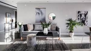 Beautiful Scandinavian Style Home - Elegant Interior Design - YouTube