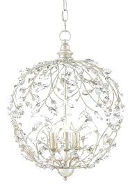 company crystal bud sphere chandelier regarding new household and currey alberto orb co comp