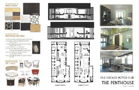 Interior Design School Chicago Delectable Interior Design Presentation Boards Google Search Showcase In