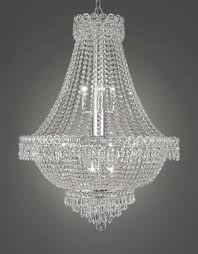 cjd cs 2176 24 gallery empire style french empire crystal chandelier within french empire