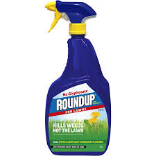 Image For Lawns Roundup Lawn Weedkiller Ready To Use 1l