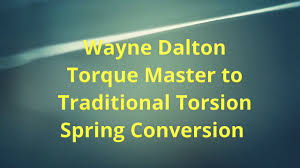 enclosed garage door springs. Wayne Dalton Torque Master Garage Door Spring Sytem In Lake Forest CA Enclosed Springs T