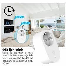Bản quốc tế] Ổ cắm không dây thông minh XIAOMI Mi Smart Plug (Wifi)  ZNCZ05CM - Shop Điện Máy Center
