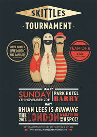 Bowling Event Flyer Bowling Tournament Flyer Flyer Poster Graphicdesign