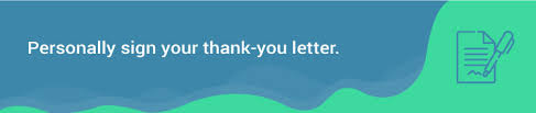 Crafting Donor Thank You Letters: 7 Actionable Tips | Re: Charity