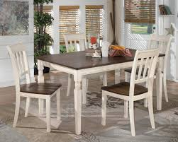 Signature Design By Ashley Whitesburg 5 Piece Rectangular Dining