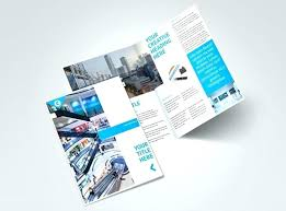 Buy Brochure Templates Commercial Real Estate Property Brochure Template Word