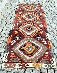 flat weave carpet runners woven wool runner rug rugs for stair x hand furniture delightful