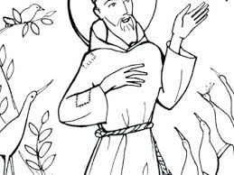 St Coloring Page Great St John Catholic Coloring Page Related Post
