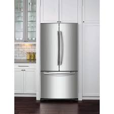 small kitchen refrigerator. Ft. French Door Counter-Depth Refrigerator (RF18HFENBSR) - Stainless Steel : Refrigerators Best Buy Canada Small Kitchen