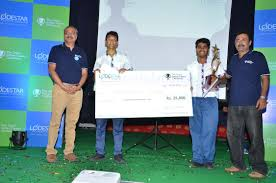 meridian school students win career challenge quiz telugus today siddharth jogarrat anirban aly mandal win the grand finale