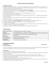 Obiee Sample Resume Sample Resume Sample Resume Sample Resumes ...