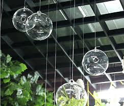 hanging glass hanging glass chandelier new hanging glass ball candle holder crystal ball