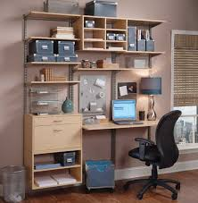 wall storage ideas for office. Home Office Storage Ideas Complete With Wall Design For E