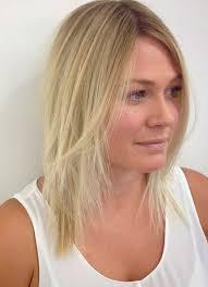 short hairstyles for women with thin fine hair beachy bob