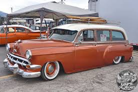 think this is a 1954 Chevrolet Bel Air Townsman Wagon. But those ...