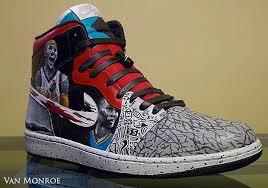 jordan shoes 1 30. van-monroe-air-jordan-1-30-years-custom- jordan shoes 1 30 a