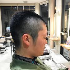 いかつい髪型14選サングラスに似合うかっこいいツーブロック坊主も