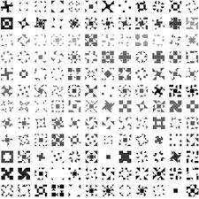 Pattern Generator Inspiration Levitated Nine Block Pattern Generator