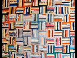 rail fence quilt pattern variations - YouTube & rail fence quilt pattern variations Adamdwight.com