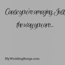 Song Quotes Best Just The Way You Are Song Quote By Bruno Mars