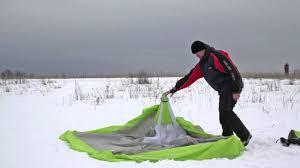 <b>Палатка Лотос</b> 3 Универсал (инструкция по установке) - YouTube