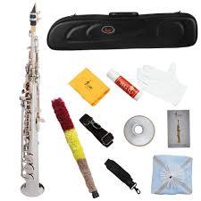 Saxophones Baoblaze 10pcs 2 5 Reed Strength Bamboo W Pads