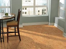 as issues of sustaility and environmental friendliness move to the forefront any interior designer should consider cork flooring as both a responsible