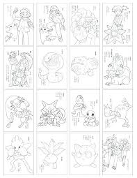 Charizard Pokemon Coloring Pages Page Best Mega Concept Card U2013