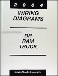2004 dodge dr ram truck wiring diagram manual original 2004 dodge ram 1500 radio wire diagram 2004 Dodge Ram 1500 Wiring Diagram #19