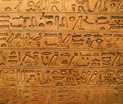 section 2 4 ancient egypt hieroglyphics