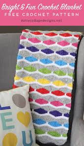 Crochet Blanket Patterns Free Magnificent Decorating Ideas