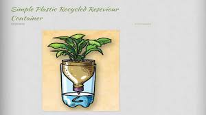 Plastic Bottle Recycling 3 Unique Plastic Bottle Recycling Garden Ideas Youtube