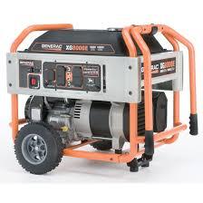 Generac 5847 Xg8000e 8000 Watt Portable Generator Review