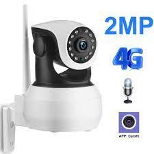 Camera Wifi 4G 3G Thẻ 1080P 720P HD Mạng Video Camera IP Không Dây GSM An  Ninh bé Sát Ứng Dụng Điều Khiển|Camera giám sát