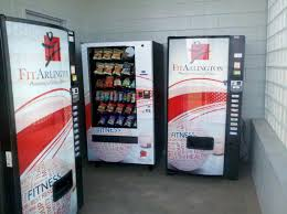 Monkey Uses Vending Machine Impressive Arlington Deploys Healthier Vending Machines ARLnow