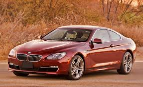 Six-Cylinder 2012 BMW 640i Coupe Priced from $74,475, Convertible ...