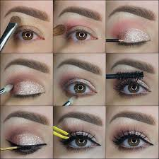 clic eye makeup diy tutorial