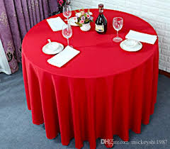 2019 home tablecloth wedding banquet hotel tablecloth large round table cloth restaurant round table cloth home dining room supplies from mickeyshi1987