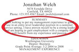 Summary For Resume Simple Functional Summary On Resume Example Also Resume Summary Examples