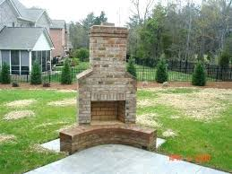 build your own outdoor fireplace ing build outdoor fireplace plans